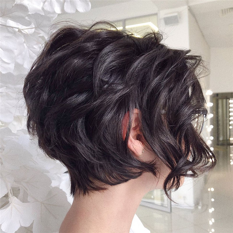 Great Pixie Haircuts for Women 2020 67