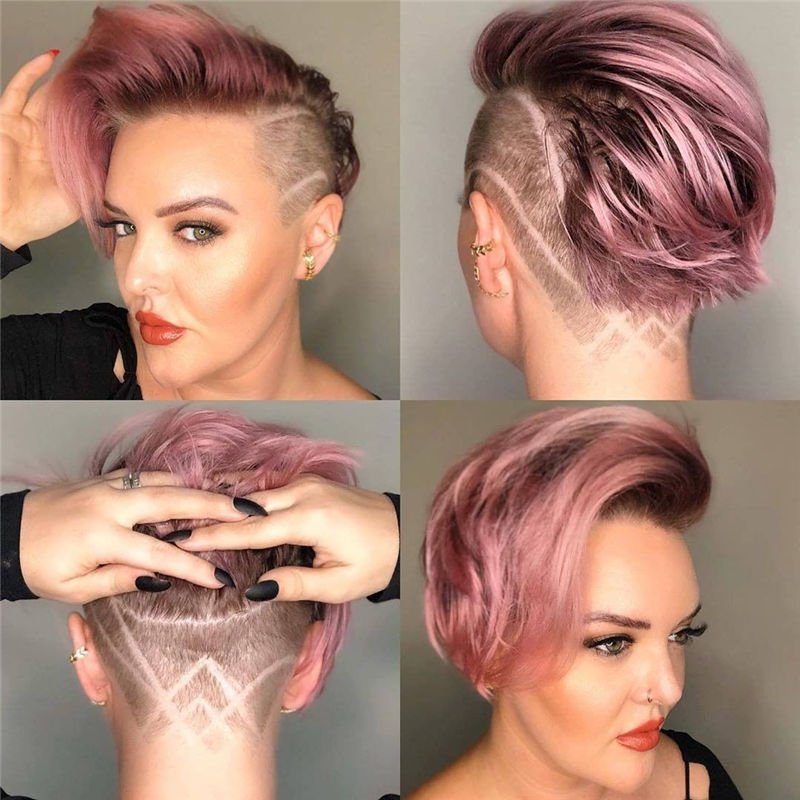 Great Pixie Haircuts for Women 2020 70