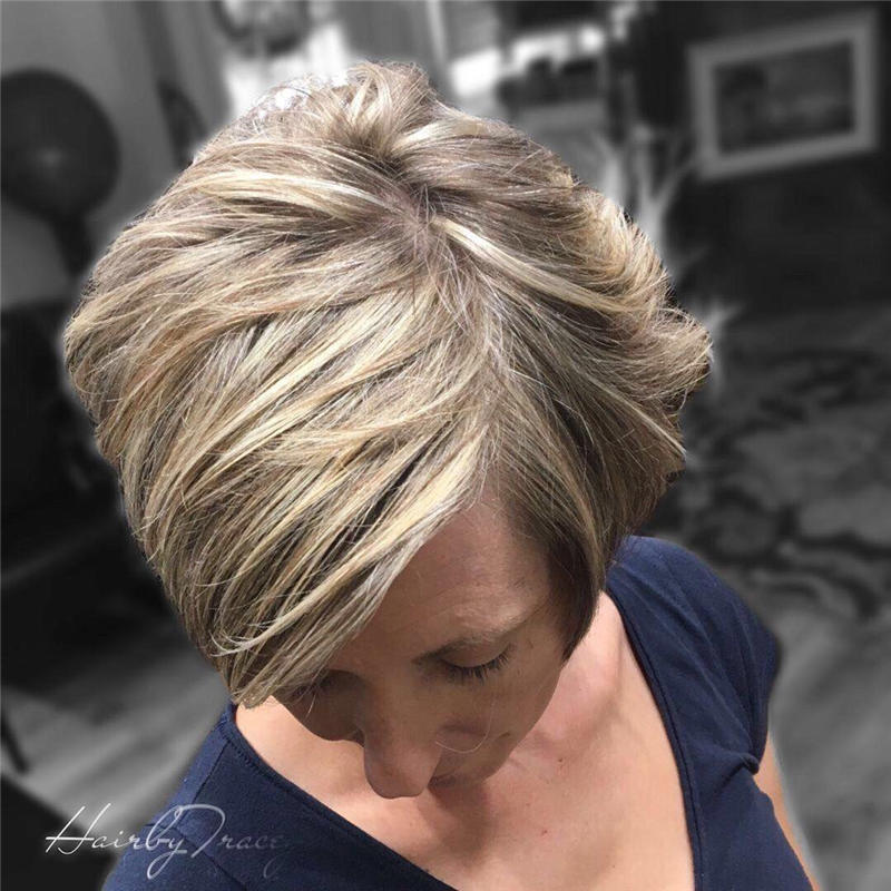 Latest Short Sassy Haircuts for 2020 15
