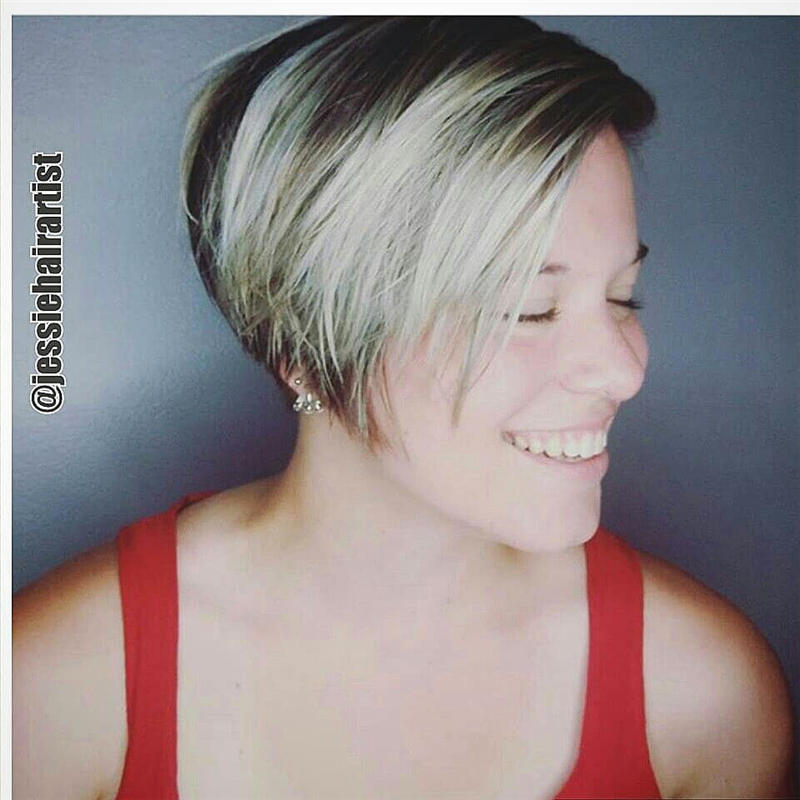 Latest Short Sassy Haircuts for 2020 16