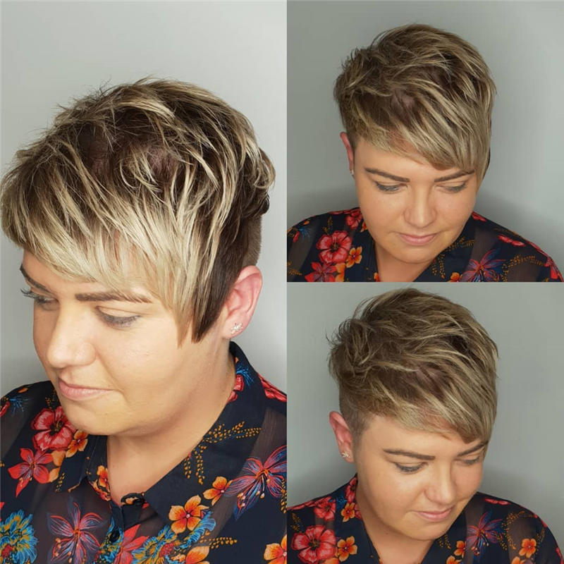 Latest Short Sassy Haircuts for 2020 20