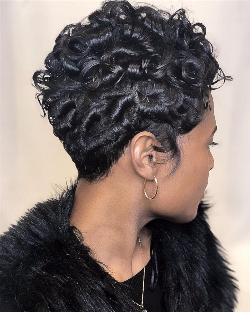 Latest Short Sassy Haircuts for 2020 23