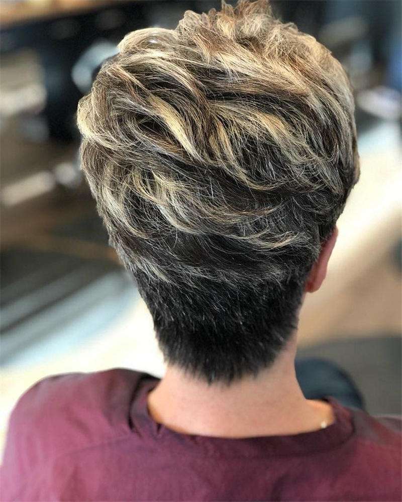 Latest Short Sassy Haircuts for 2020 26