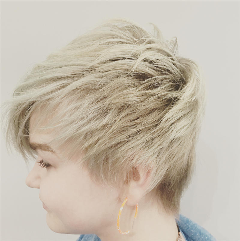 Latest Short Sassy Haircuts for 2020 39