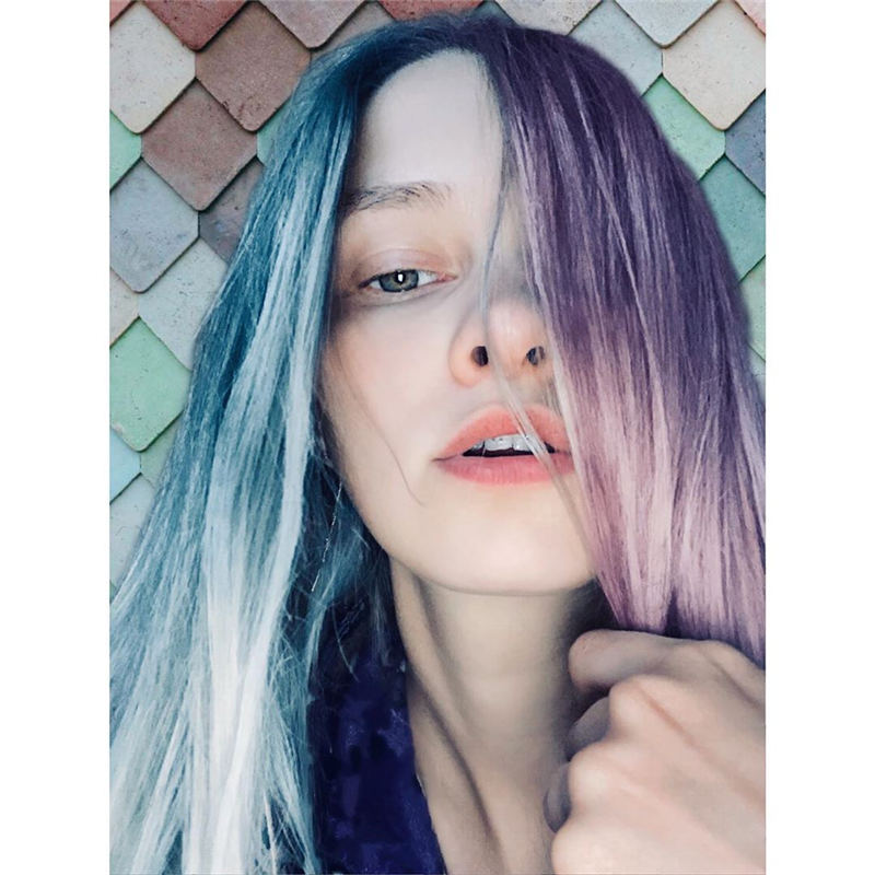 Latest Summer Hair Colors for 2020 09