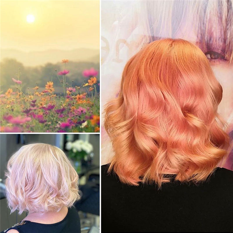 Latest Summer Hair Colors for 2020 10