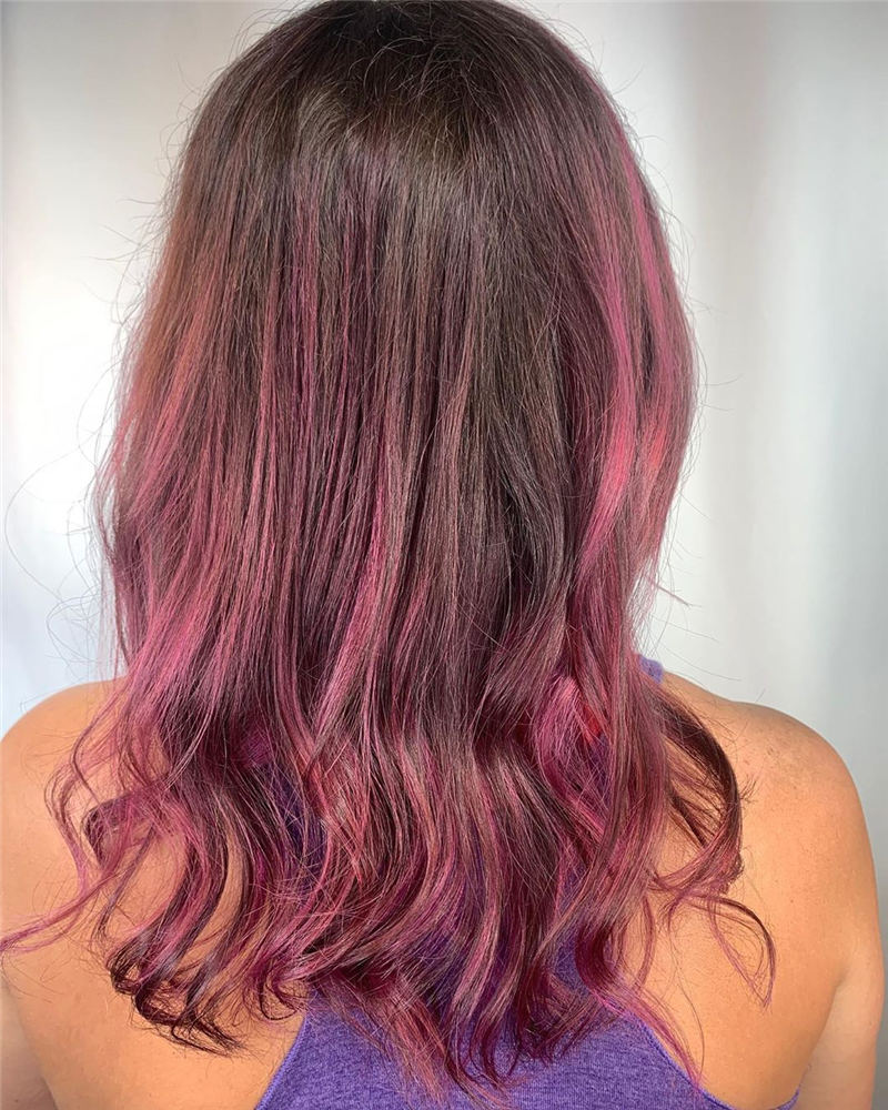 Latest Summer Hair Colors for 2020 14