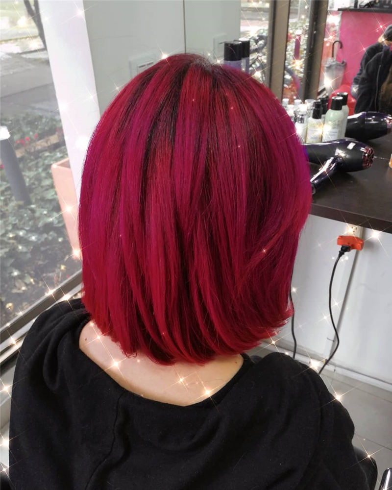 Latest Summer Hair Colors for 2020 27