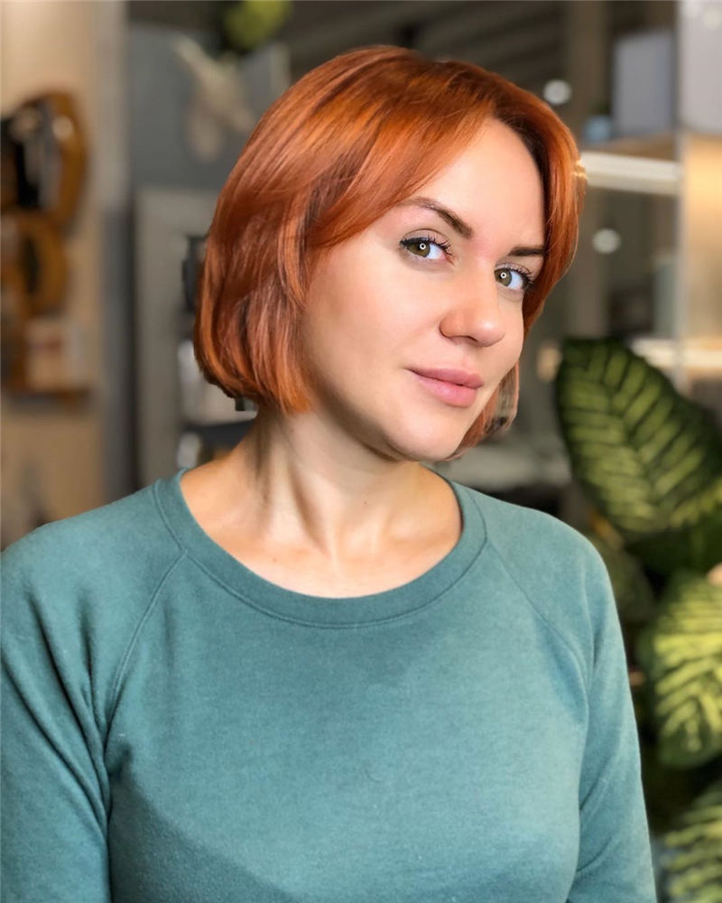 Latest Summer Hair Colors for 2020 31
