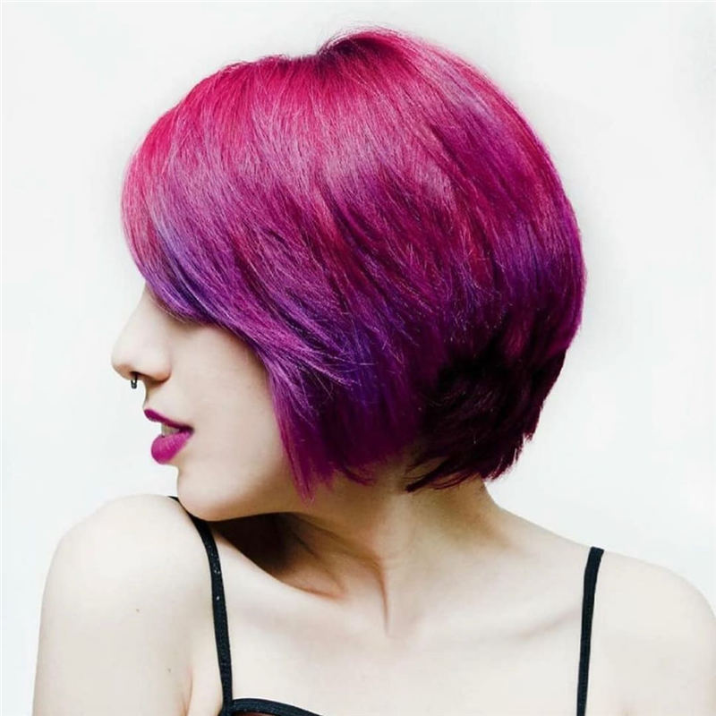 Latest Summer Hair Colors for 2020 41