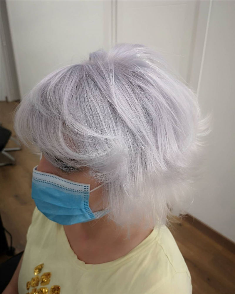 Latest Summer Hair Colors for 2020 48