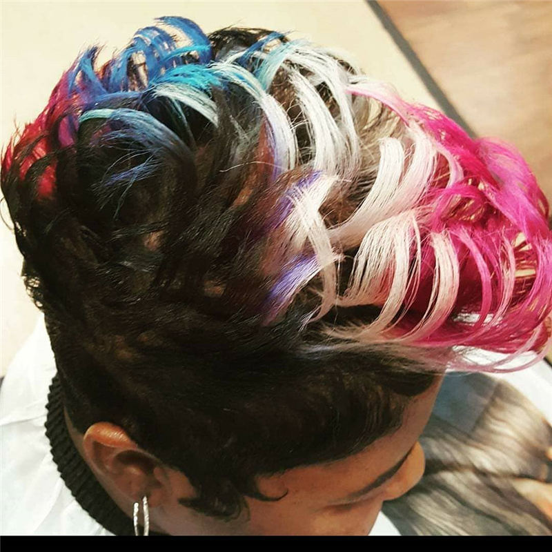 Latest Summer Hair Colors for 2020 52