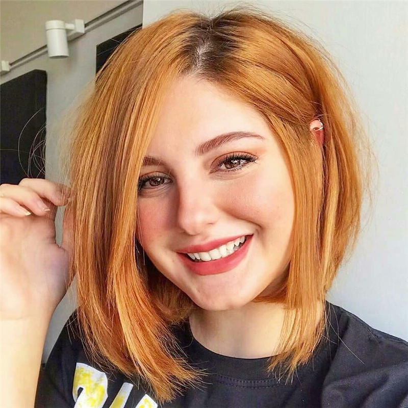 Best Inverted Bob Haircuts for Fine Hair 08