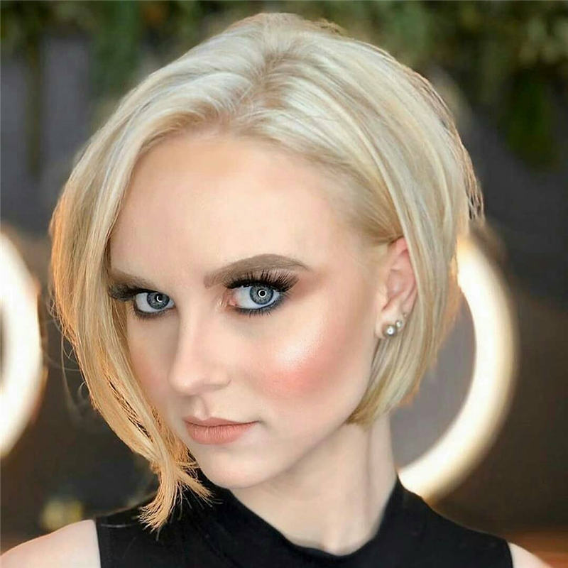Best Inverted Bob Haircuts for Fine Hair 10