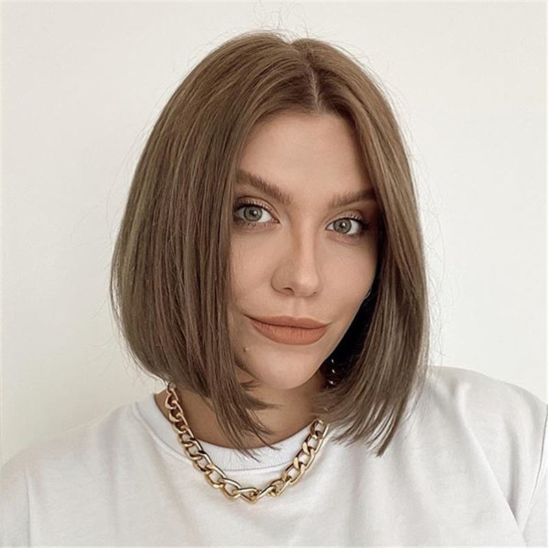 Best Inverted Bob Haircuts for Fine Hair 17