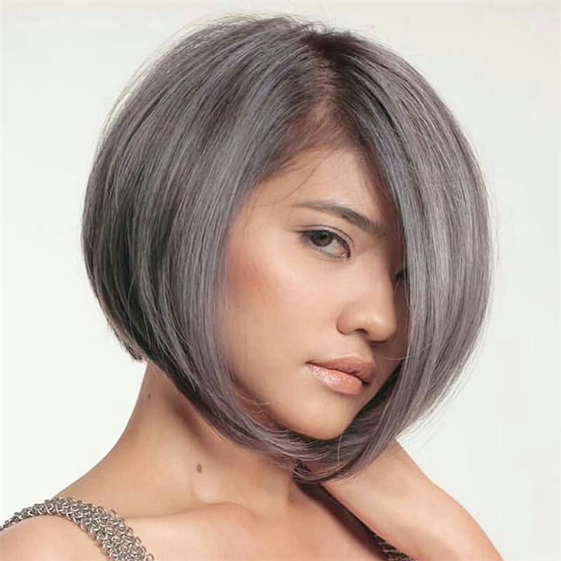 Best Inverted Bob Haircuts for Fine Hair 21