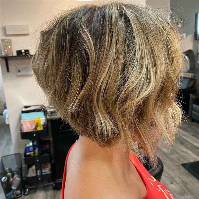 Best Inverted Bob Haircuts for Fine Hair 24