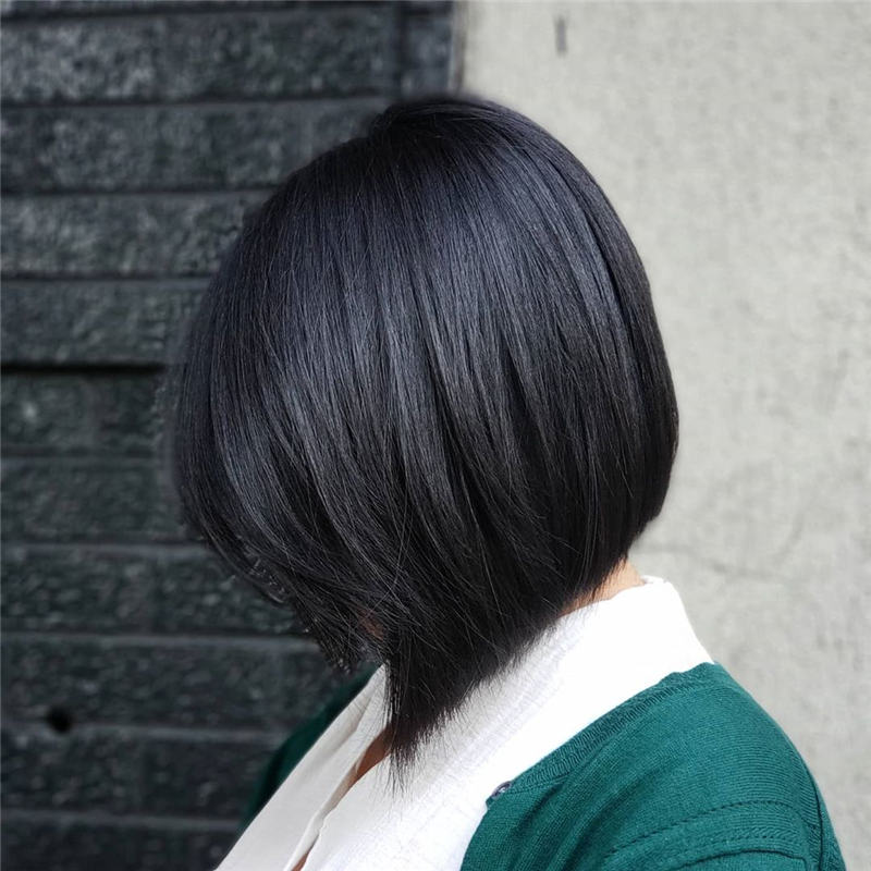 Best Inverted Bob Haircuts for Fine Hair 25