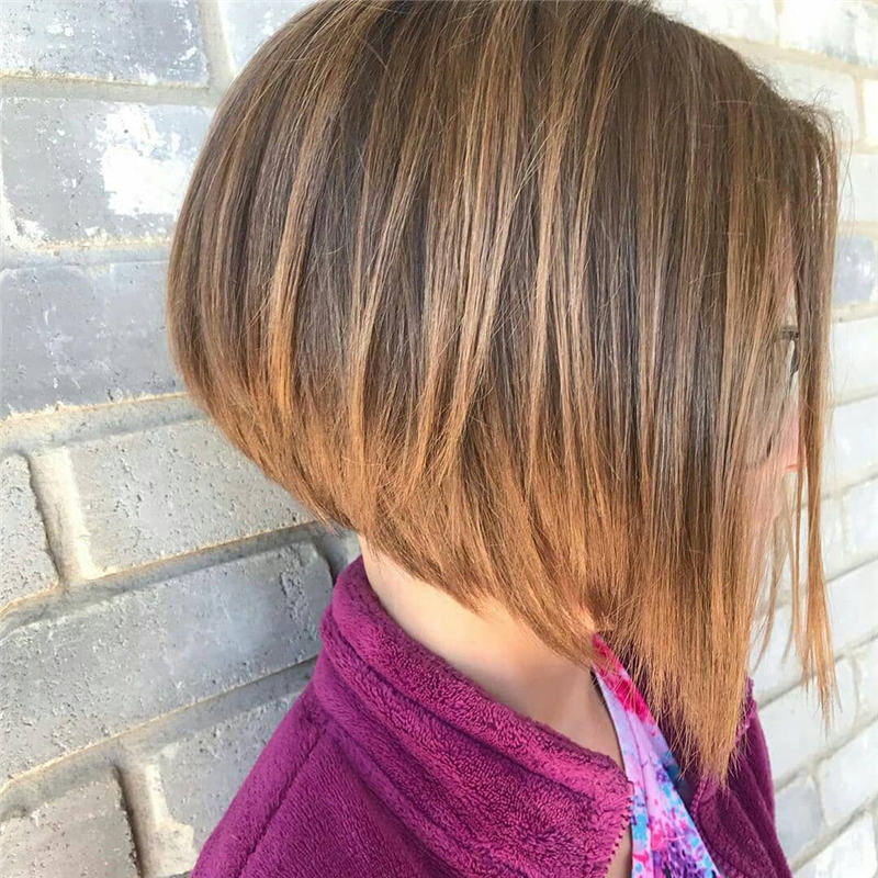 Best Inverted Bob Haircuts for Fine Hair 30