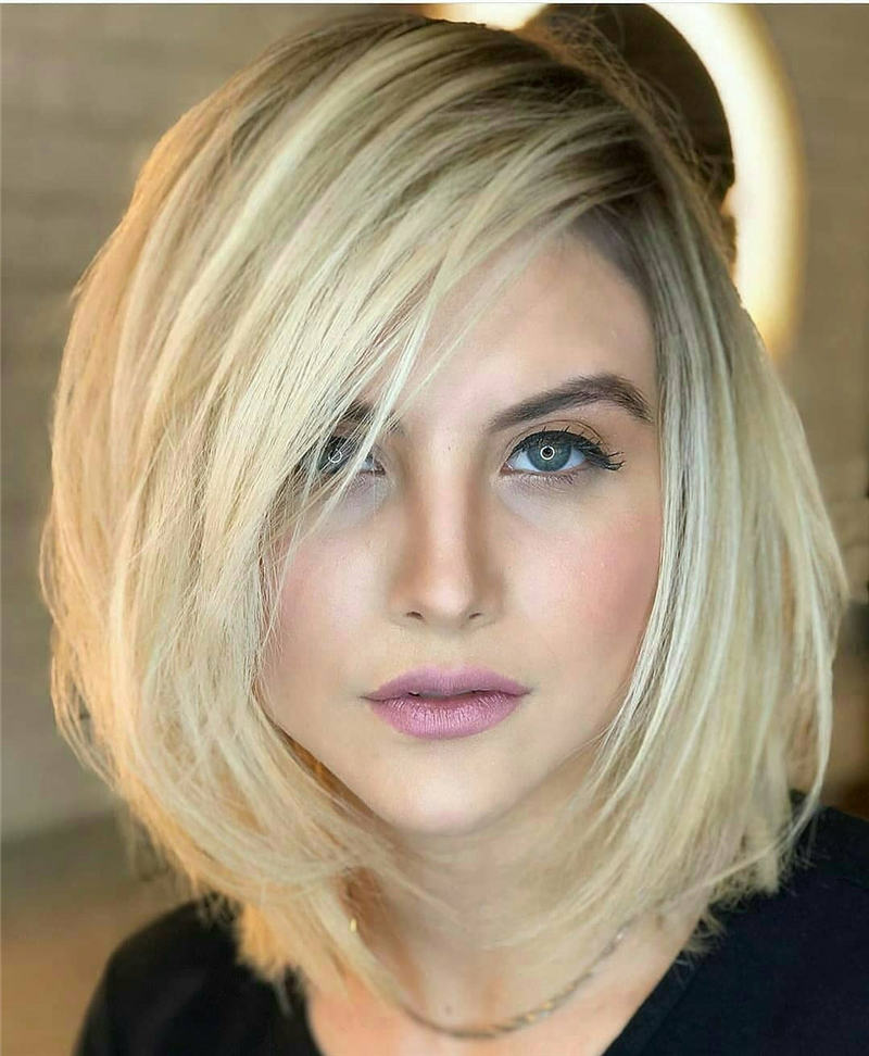 Best Inverted Bob Haircuts for Fine Hair 31