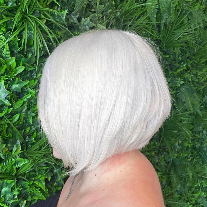 Best Inverted Bob Haircuts for Fine Hair 38