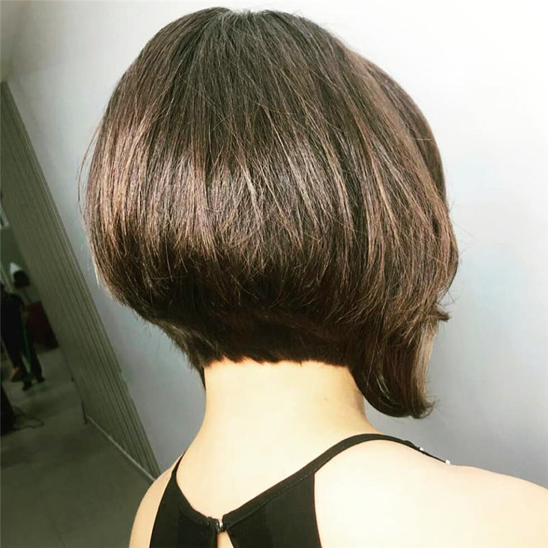 Best Inverted Bob Haircuts for Fine Hair 45