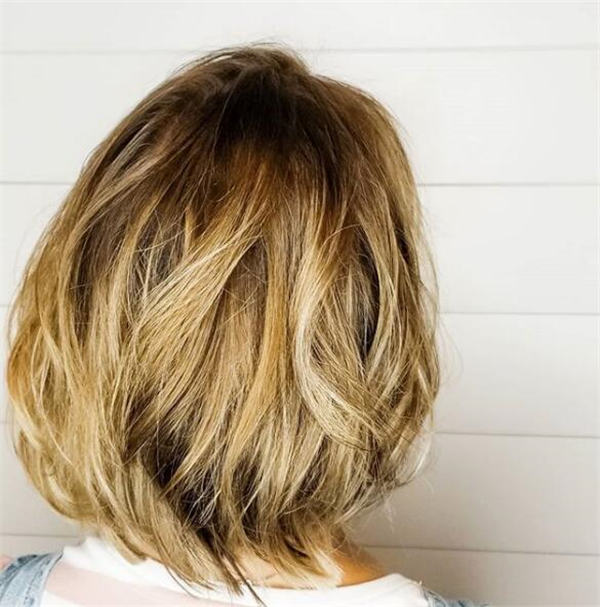 Best Short Haircuts For Fine Hair 2020 20
