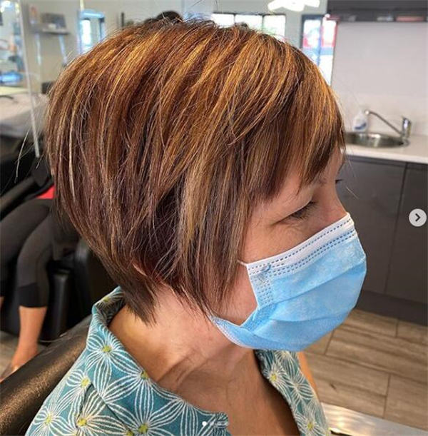 Best Short Haircuts For Fine Hair 2020 23