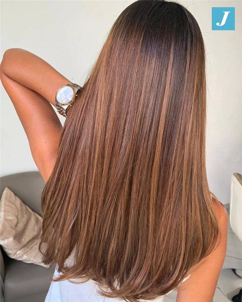 Cool Ideas with Light Brown Hair Color for 2020 04