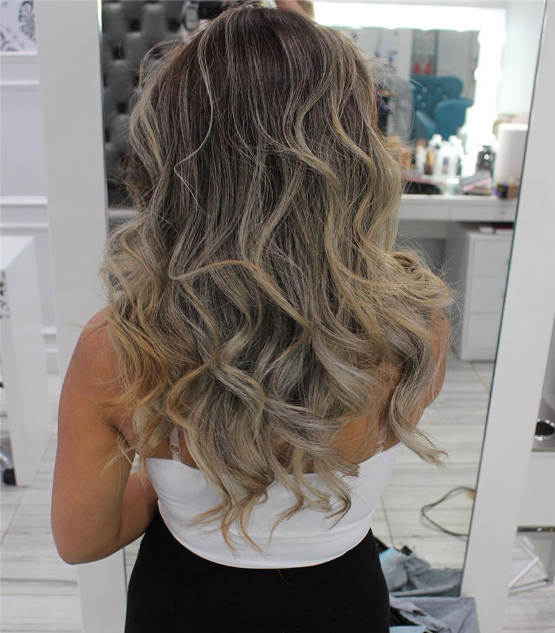 Cool Ideas with Light Brown Hair Color for 2020 05