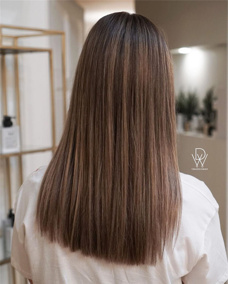 Cool Ideas with Light Brown Hair Color for 2020 06