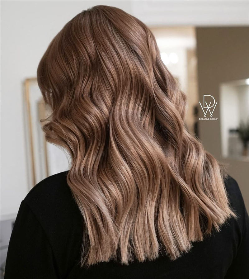 Cool Ideas with Light Brown Hair Color for 2020 07