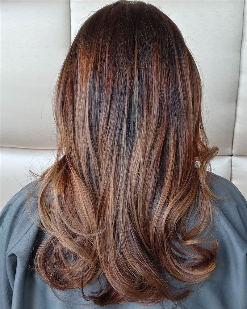 Cool Ideas with Light Brown Hair Color for 2020 09