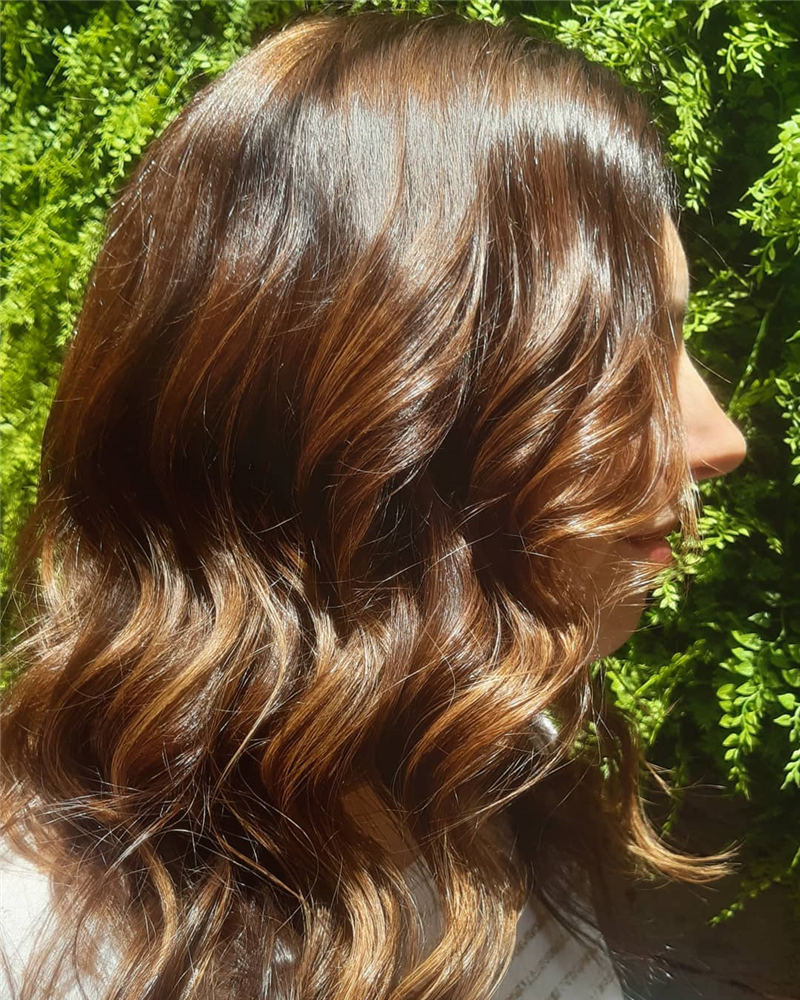 Cool Ideas with Light Brown Hair Color for 2020 10