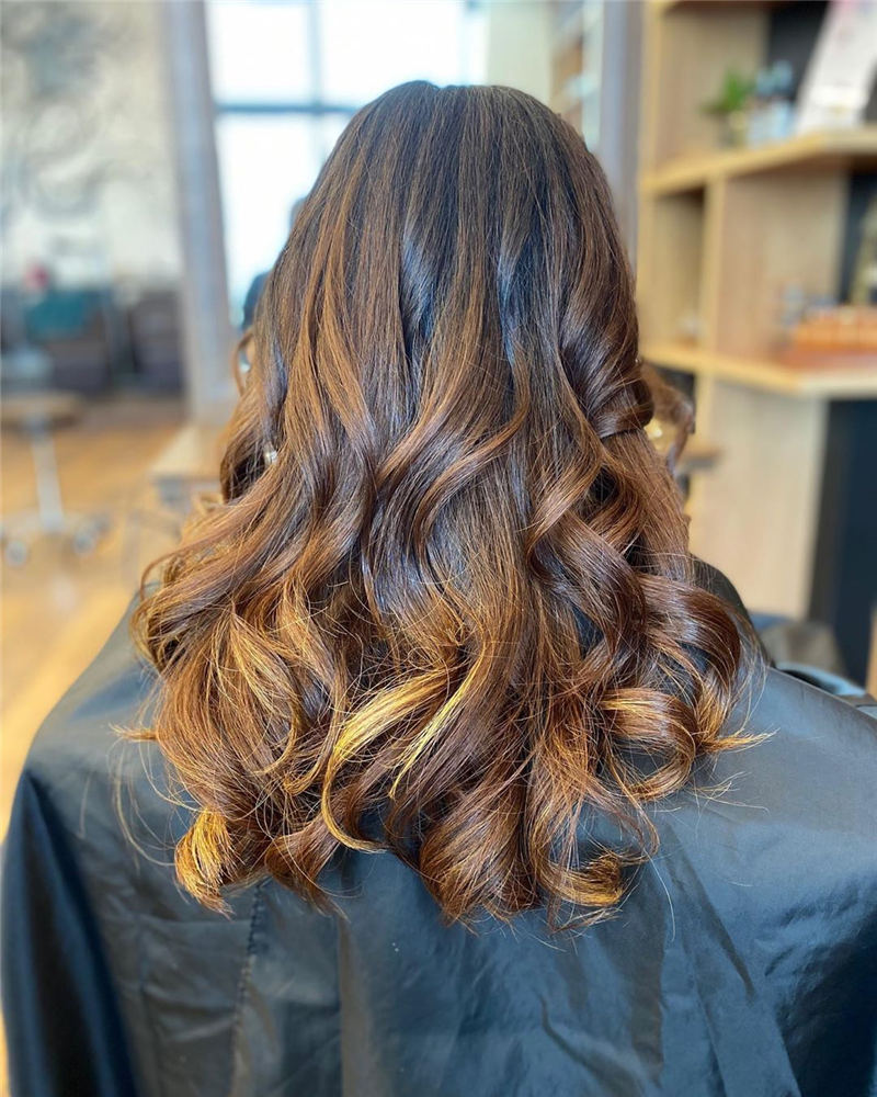 Cool Ideas with Light Brown Hair Color for 2020 11