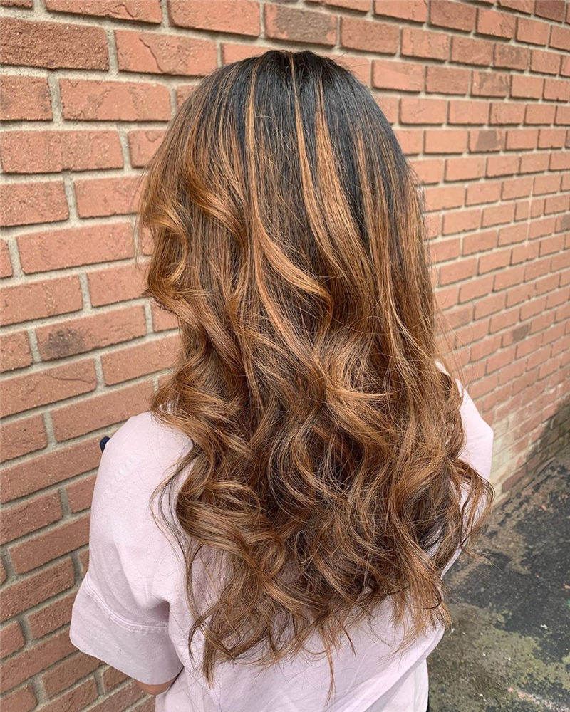 Cool Ideas with Light Brown Hair Color for 2020 16