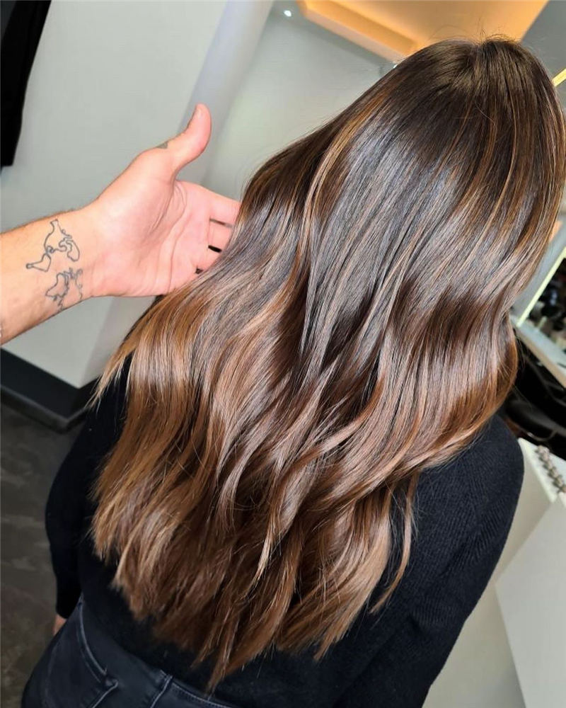 Cool Ideas with Light Brown Hair Color for 2020 17