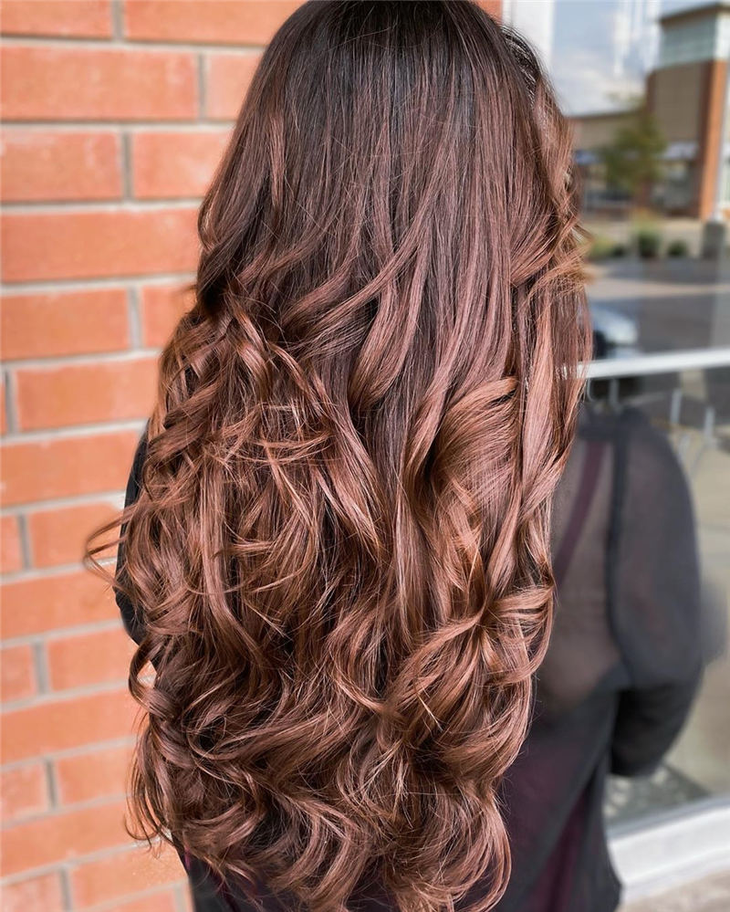 Cool Ideas with Light Brown Hair Color for 2020 20