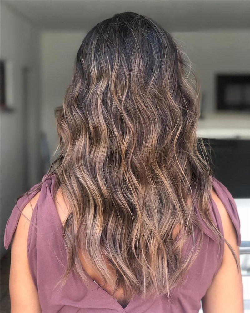 Cool Ideas with Light Brown Hair Color for 2020 21