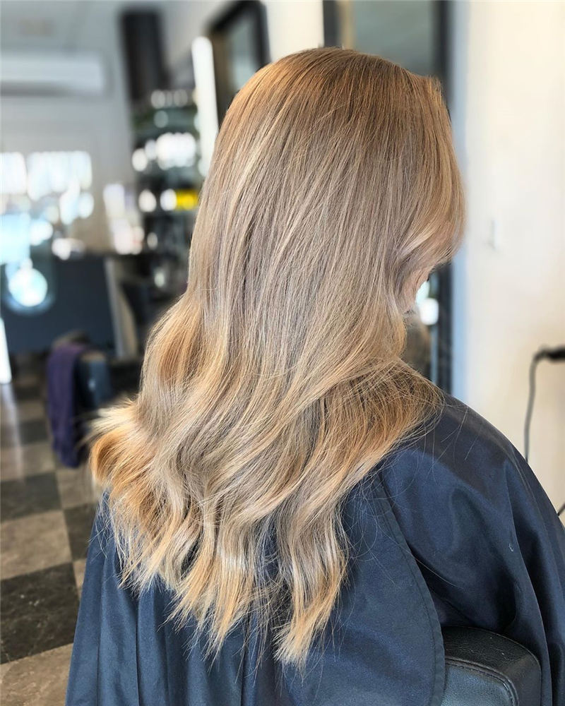 Cool Ideas with Light Brown Hair Color for 2020 23