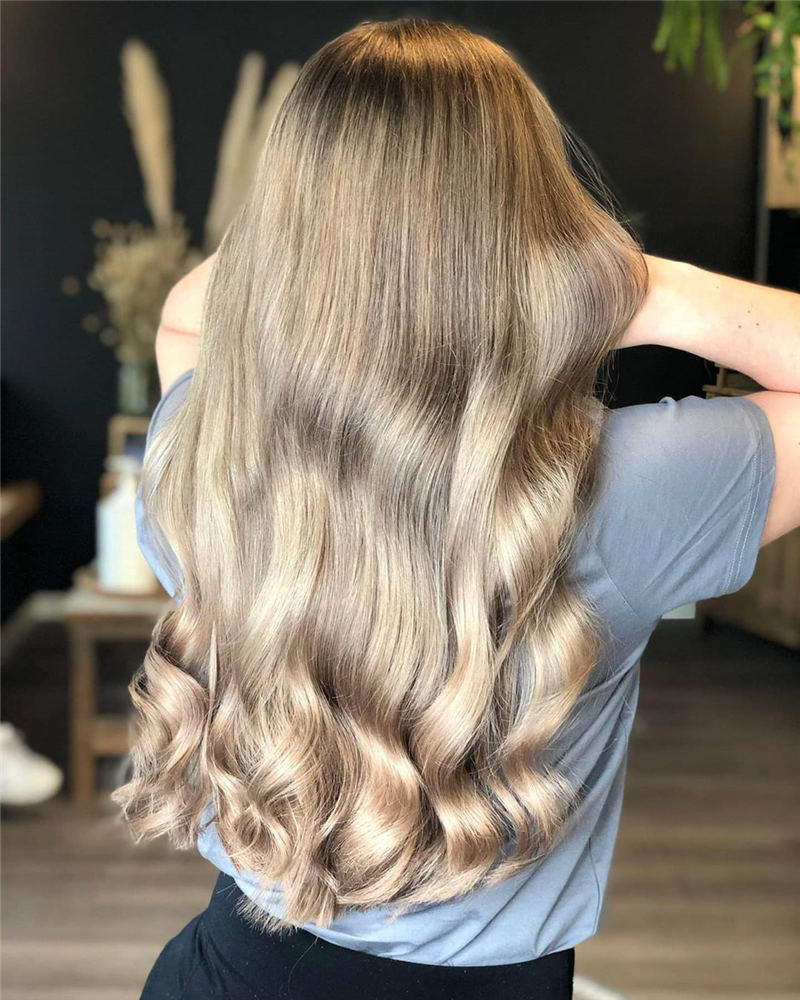 Cool Ideas with Light Brown Hair Color for 2020 25