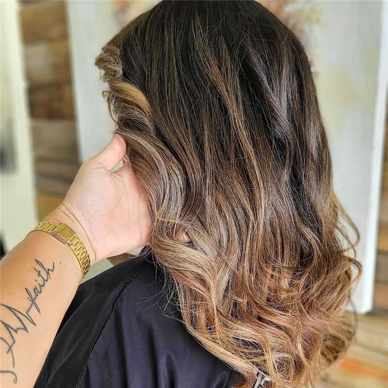 Cool Ideas with Light Brown Hair Color for 2020 28