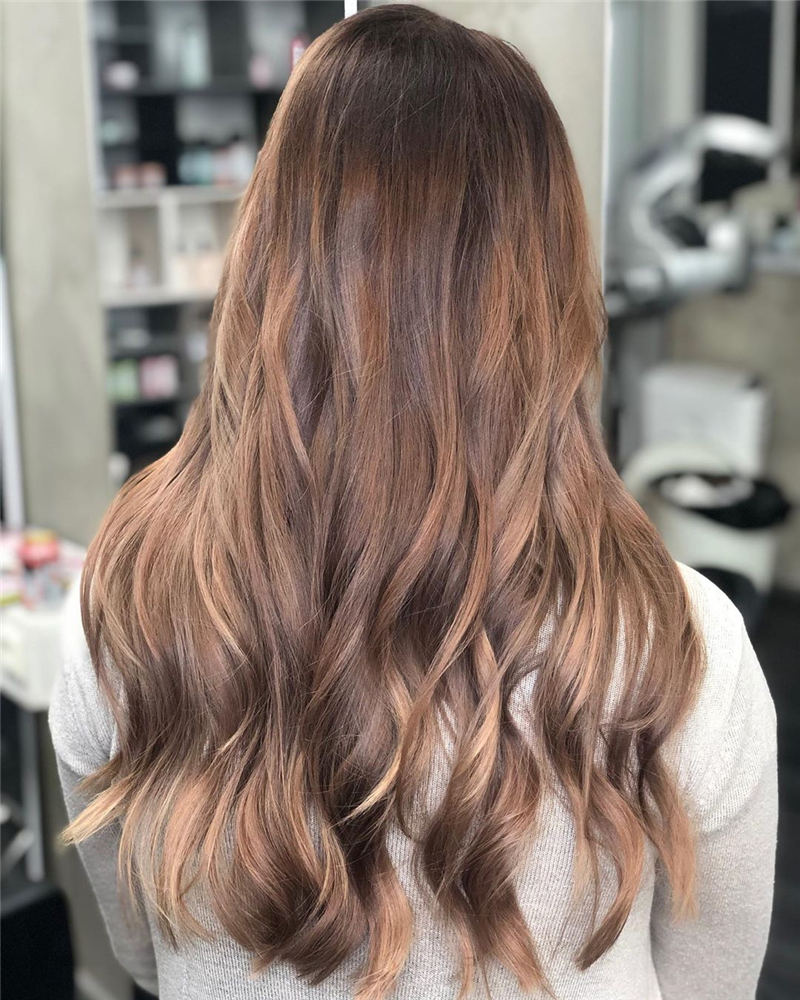 Cool Ideas with Light Brown Hair Color for 2020 30