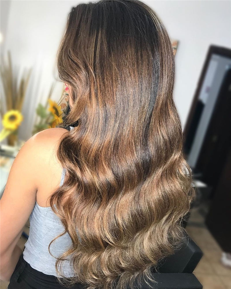 Cool Ideas with Light Brown Hair Color for 2020 32