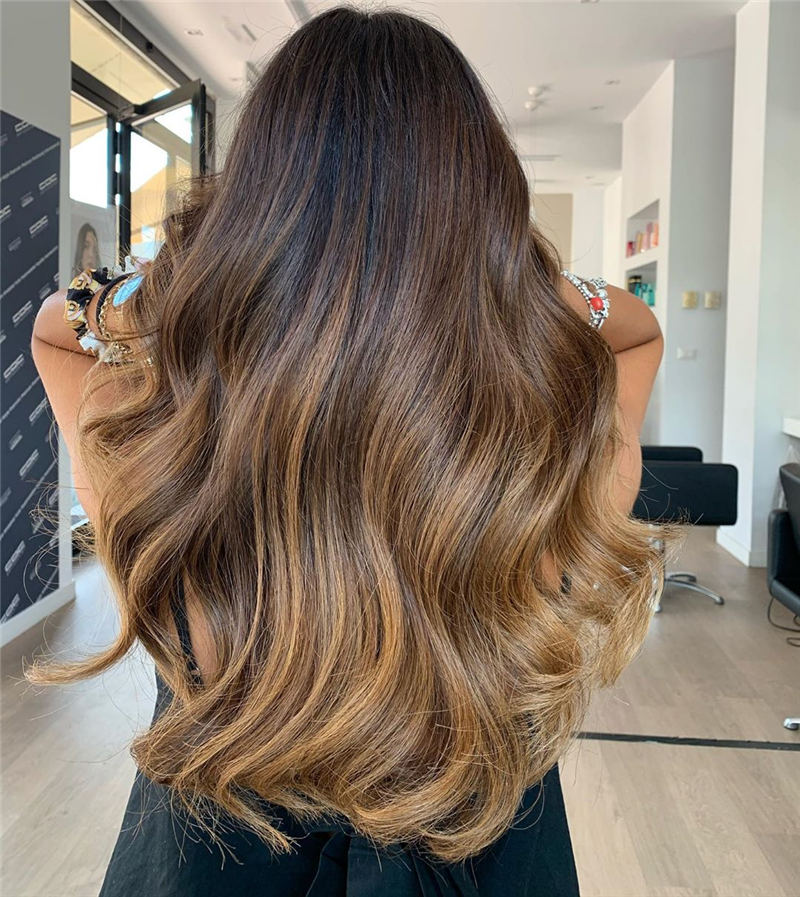 Cool Ideas with Light Brown Hair Color for 2020 33