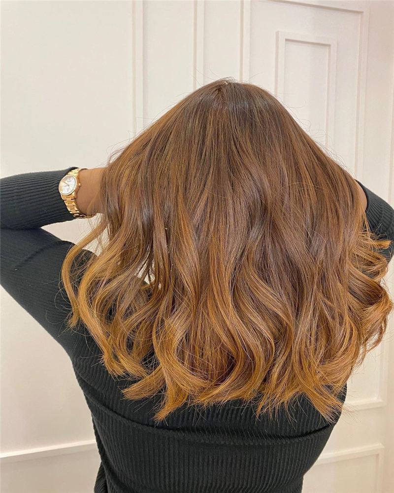 Cool Ideas with Light Brown Hair Color for 2020 35