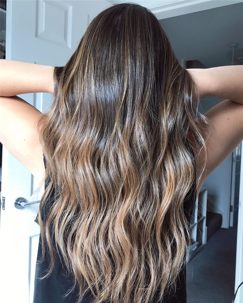 Cool Ideas with Light Brown Hair Color for 2020 36