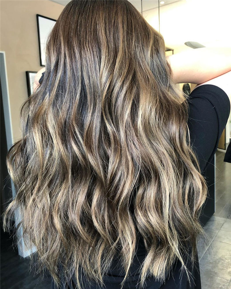 Cool Ideas with Light Brown Hair Color for 2020 41