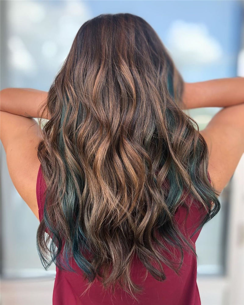 Cool Ideas with Light Brown Hair Color for 2020 44