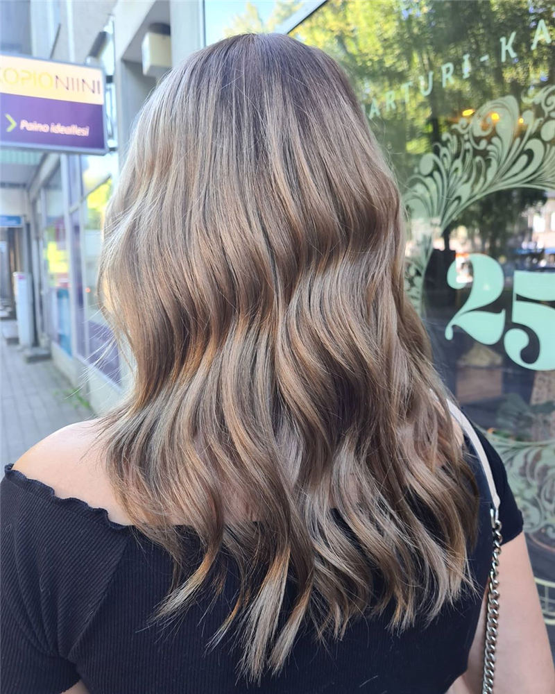 Cool Ideas with Light Brown Hair Color for 2020 46